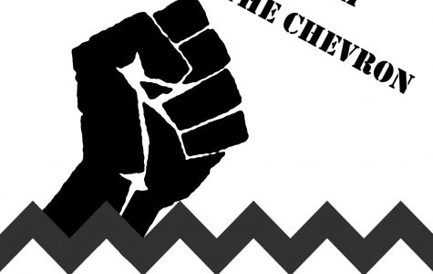 Down with the chevron
