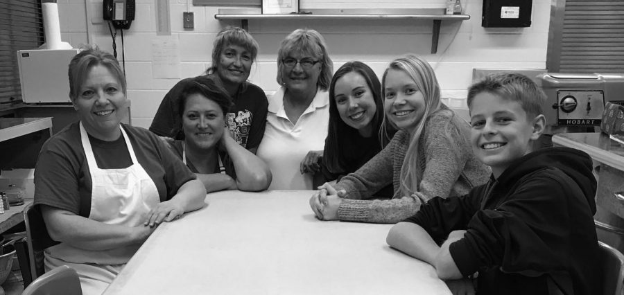 GHS+embraces+new+staff+and+new+lunches