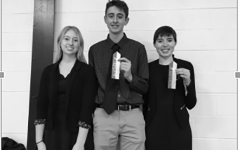 Speech team succeeds