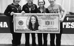 Schuler joins elite 1,000 point club