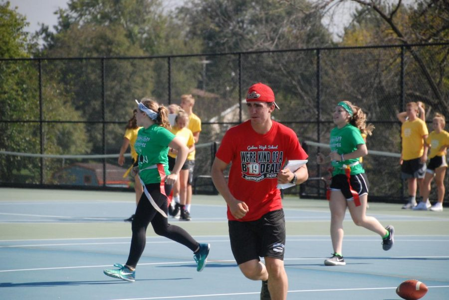 2018 Powderpuff: Juniors Upset Seniors in Championship
