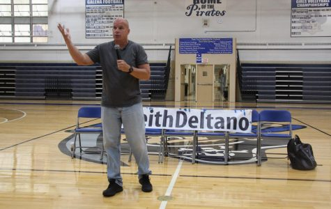 Deltano dives into kindness