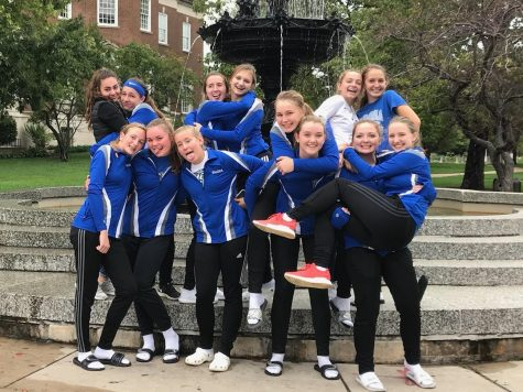 """Lady Pirates take on the """"Big City"""" in the Chicago Latin Tournament"""