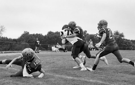 Varsity football making a come back