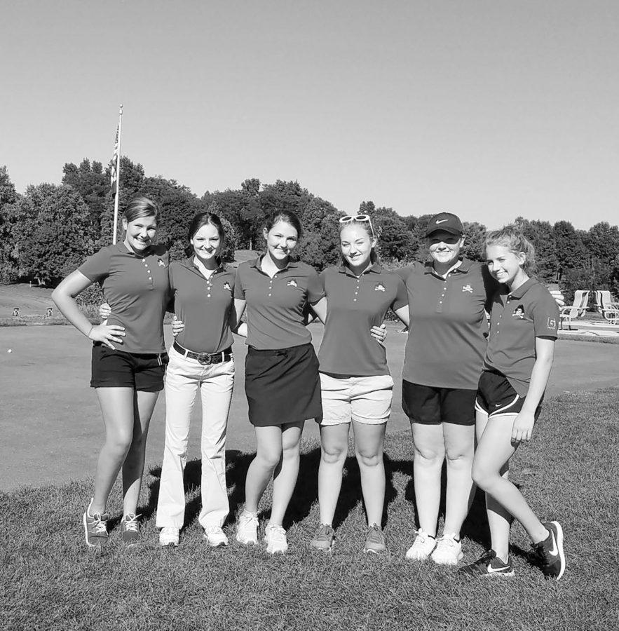 Impressive girls golf team embraces change throughout the season
