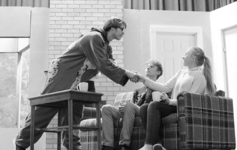 Drama club presents: The Nerd