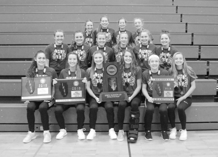 Lady Pirates claim state runner up title
