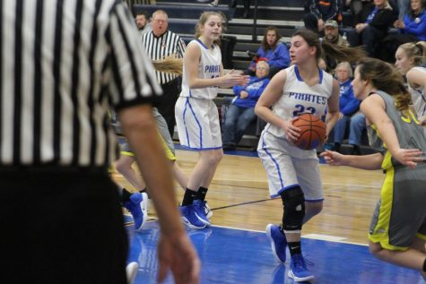 Lady Pirates are focused on success