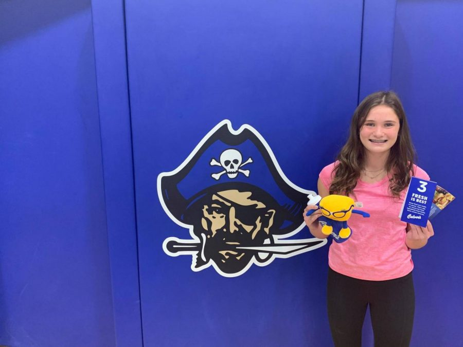 Pirate Competitor of the Week