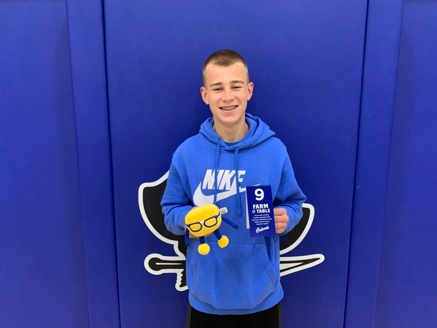 Sam Eaton - Pirate Competitor of the Week