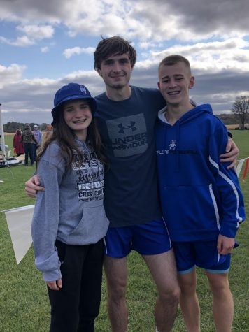 GHS harriers qualify for IHSA sectional