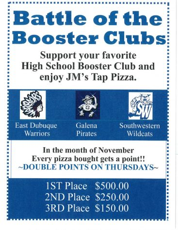 Battle of the Booster Clubs