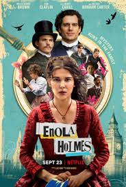 Movie Review: Enola Holmes