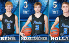 Basketball seniors take upon the end of an era